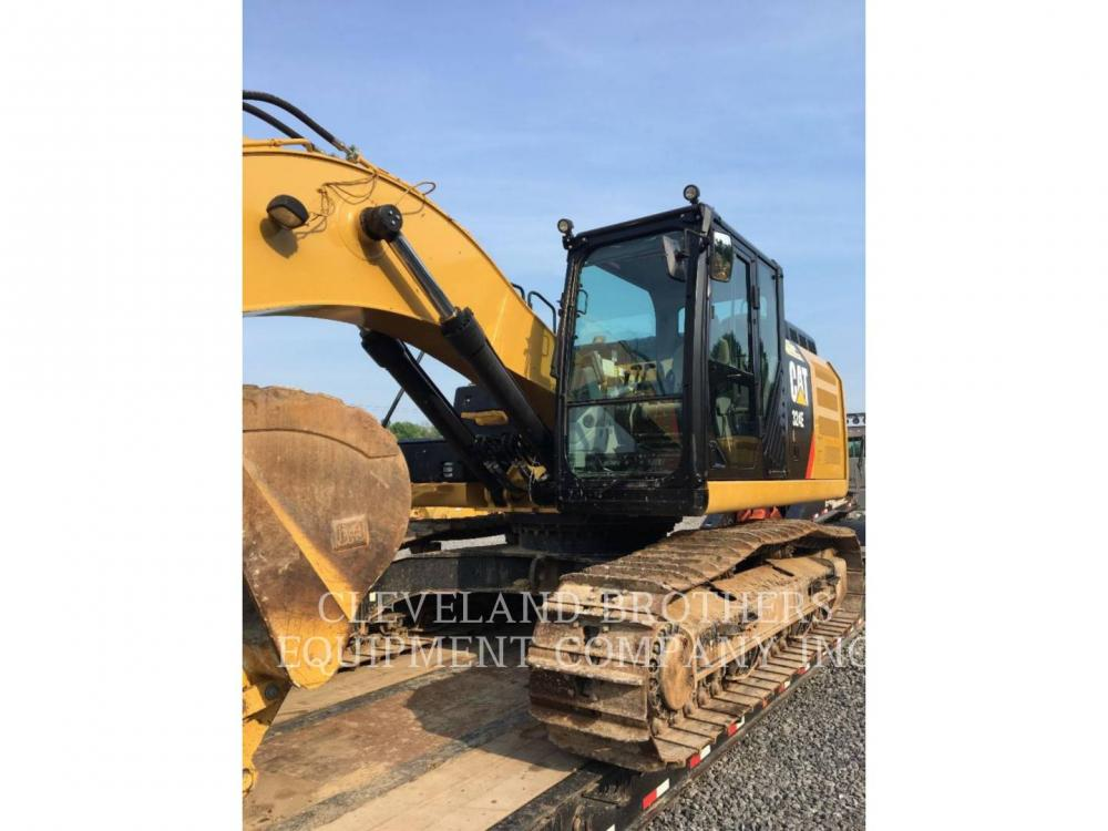 Detail photo of 2014 Caterpillar 324EL from Construction Equipment Guide