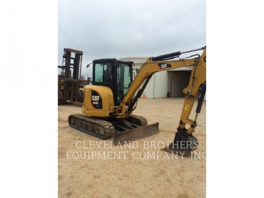 Detail photo of 2016 Caterpillar 304E CR from Construction Equipment Guide