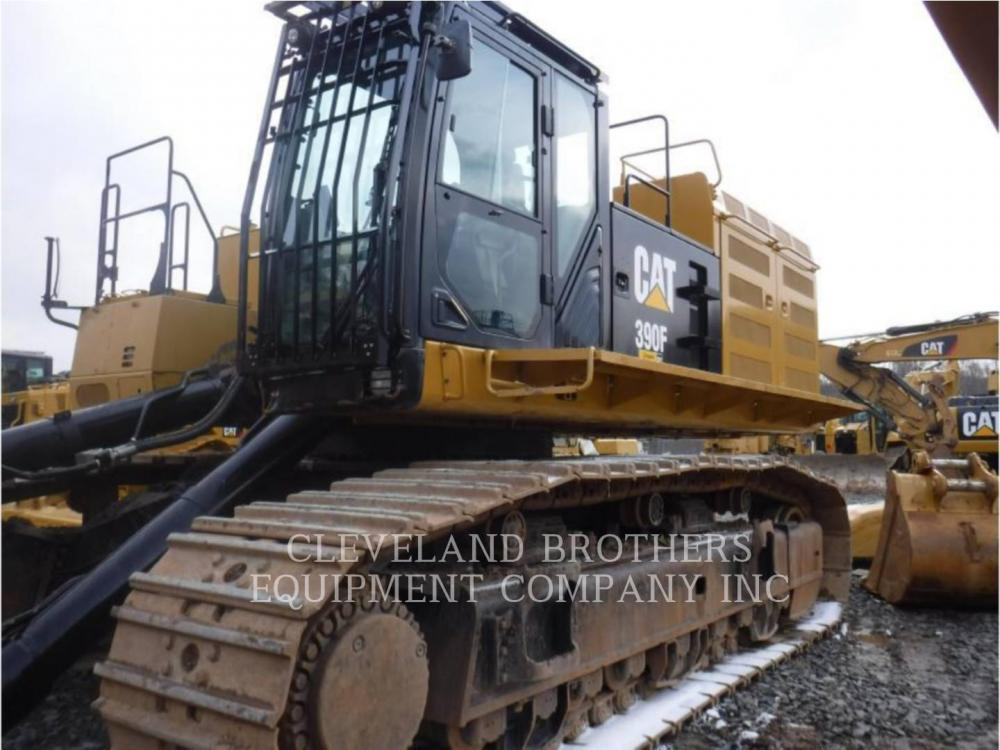 Detail photo of 2013 Caterpillar 390F L from Construction Equipment Guide