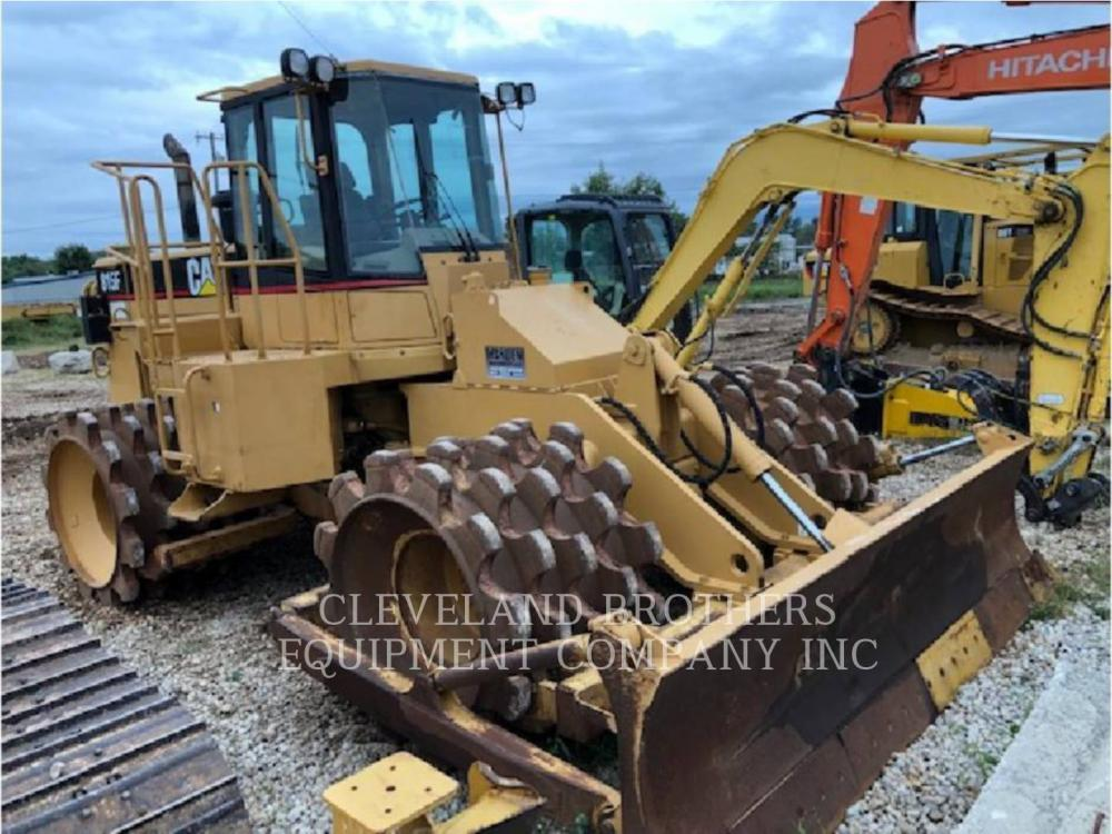 Detail photo of 2005 Caterpillar 815F from Construction Equipment Guide