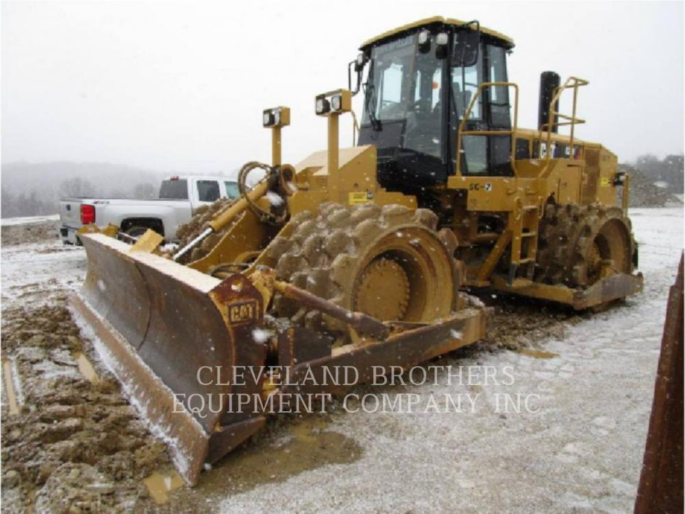 Detail photo of 2011 Caterpillar 825H from Construction Equipment Guide