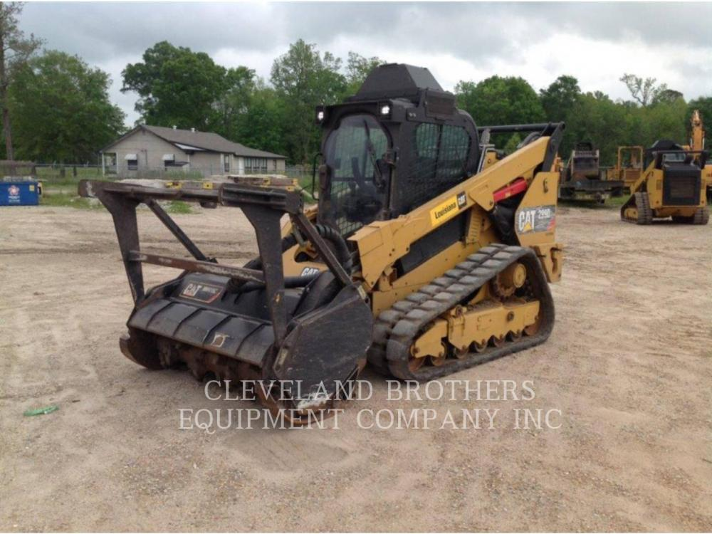 Detail photo of 2018 Caterpillar 299D from Construction Equipment Guide