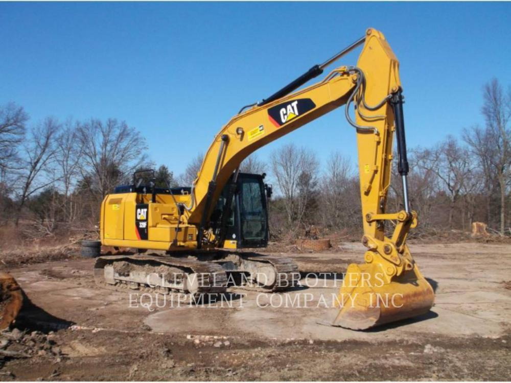 Detail photo of 2017 Caterpillar 320F L from Construction Equipment Guide