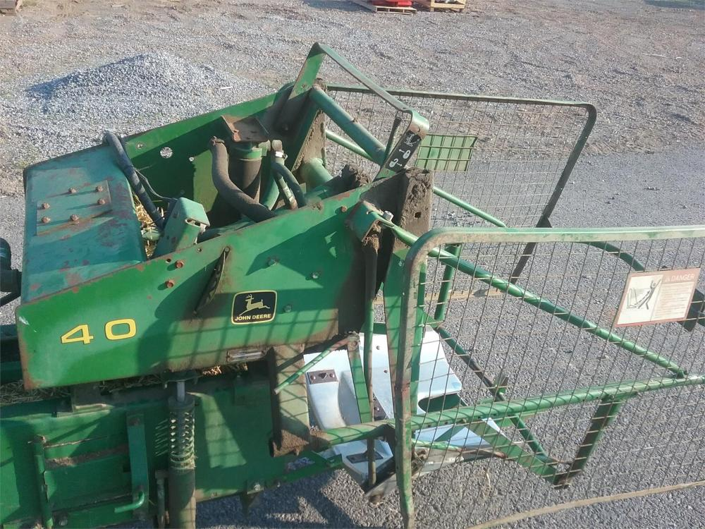 Detail photo of  John Deere 348 from Construction Equipment Guide