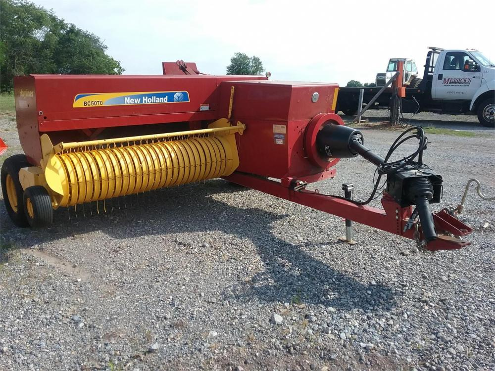 Detail photo of 2016 New Holland BC5070 HAYLINER from Construction Equipment Guide