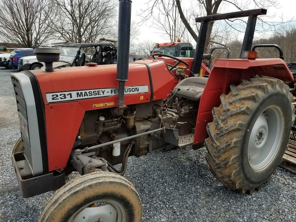 Detail photo of  Massey Ferguson 231 from Construction Equipment Guide