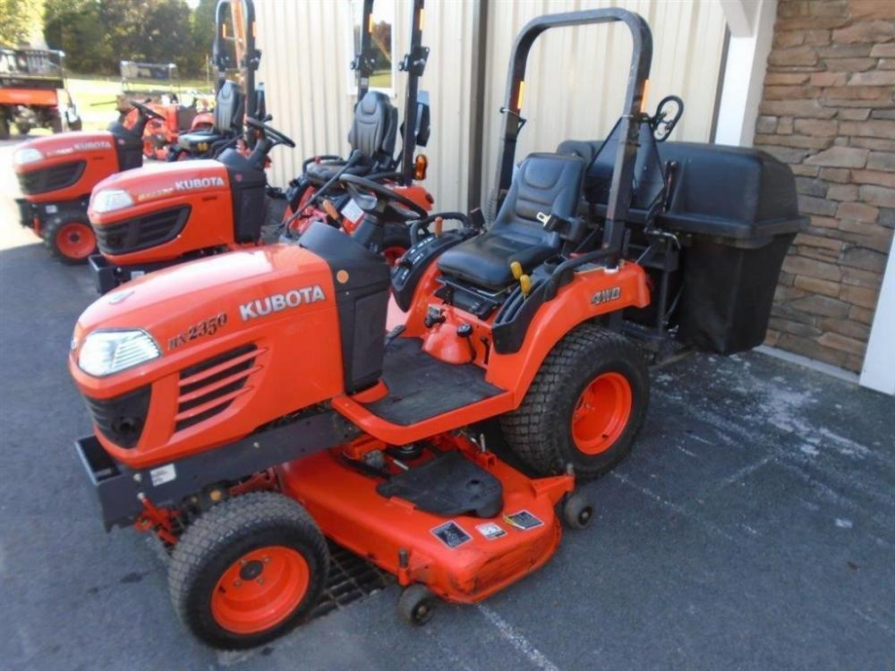 Detail photo of 2007 Kubota BX2350D from Construction Equipment Guide