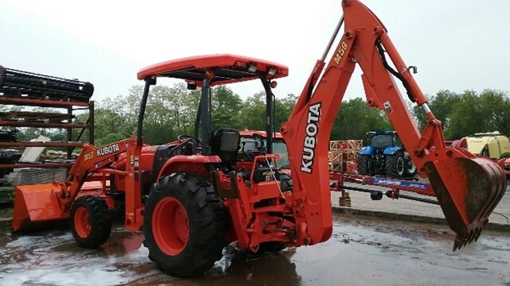 Detail photo of 2019 Kubota M59 from Construction Equipment Guide