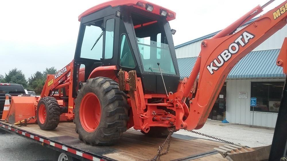 Detail photo of 2012 Kubota M59 from Construction Equipment Guide