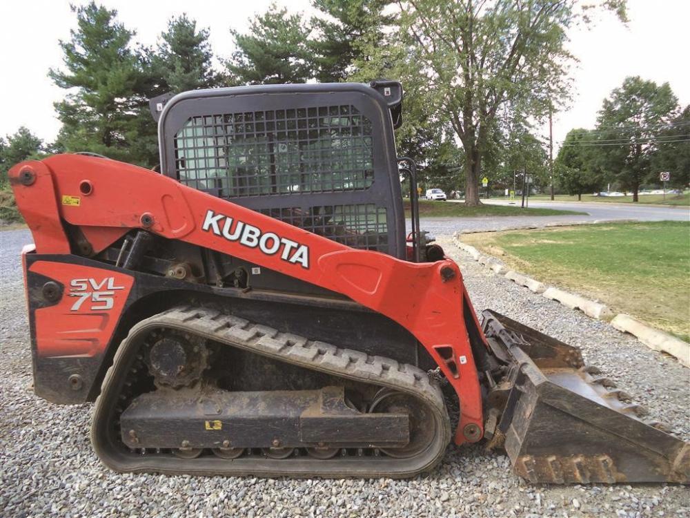 Detail photo of 2011 Kubota SVL75 from Construction Equipment Guide