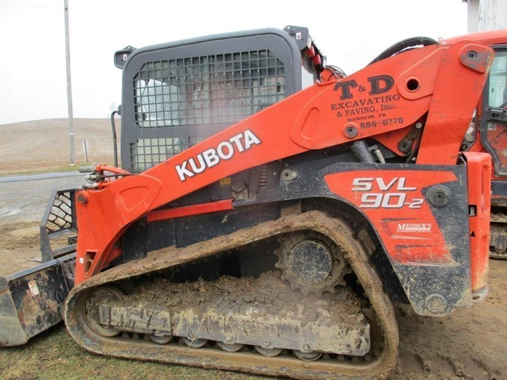 Detail photo of 2014 Kubota SVL90-2 from Construction Equipment Guide