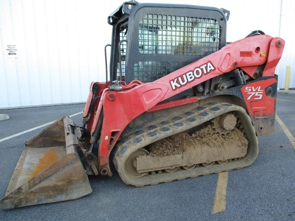 Detail photo of 2012 Kubota SVL75 from Construction Equipment Guide