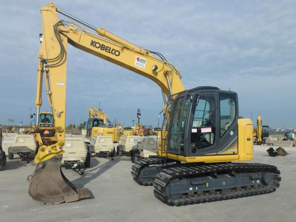 Detail photo of 2015 Kobelco SK140 IV from Construction Equipment Guide