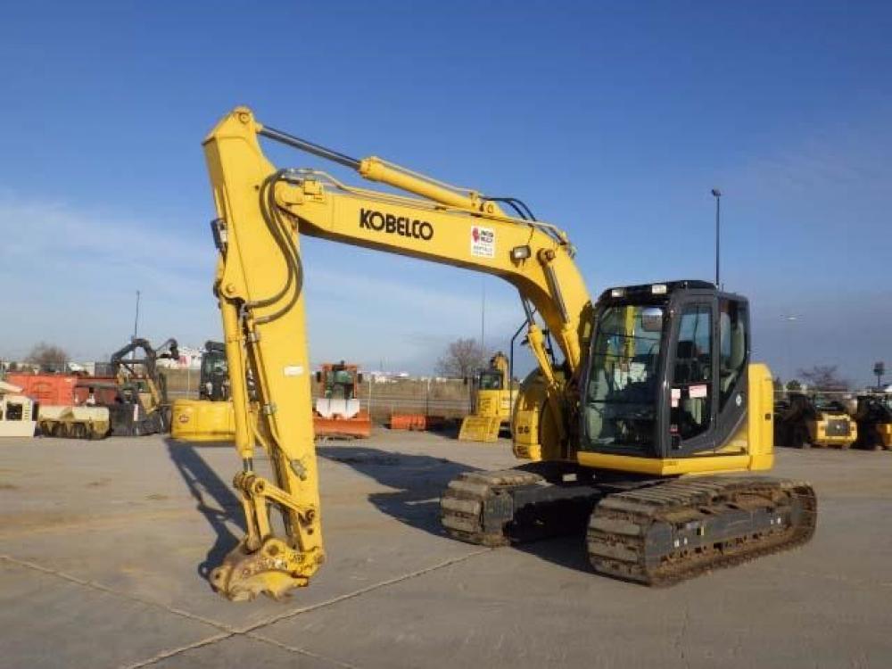 Detail photo of 2015 Kobelco SK140SR from Construction Equipment Guide