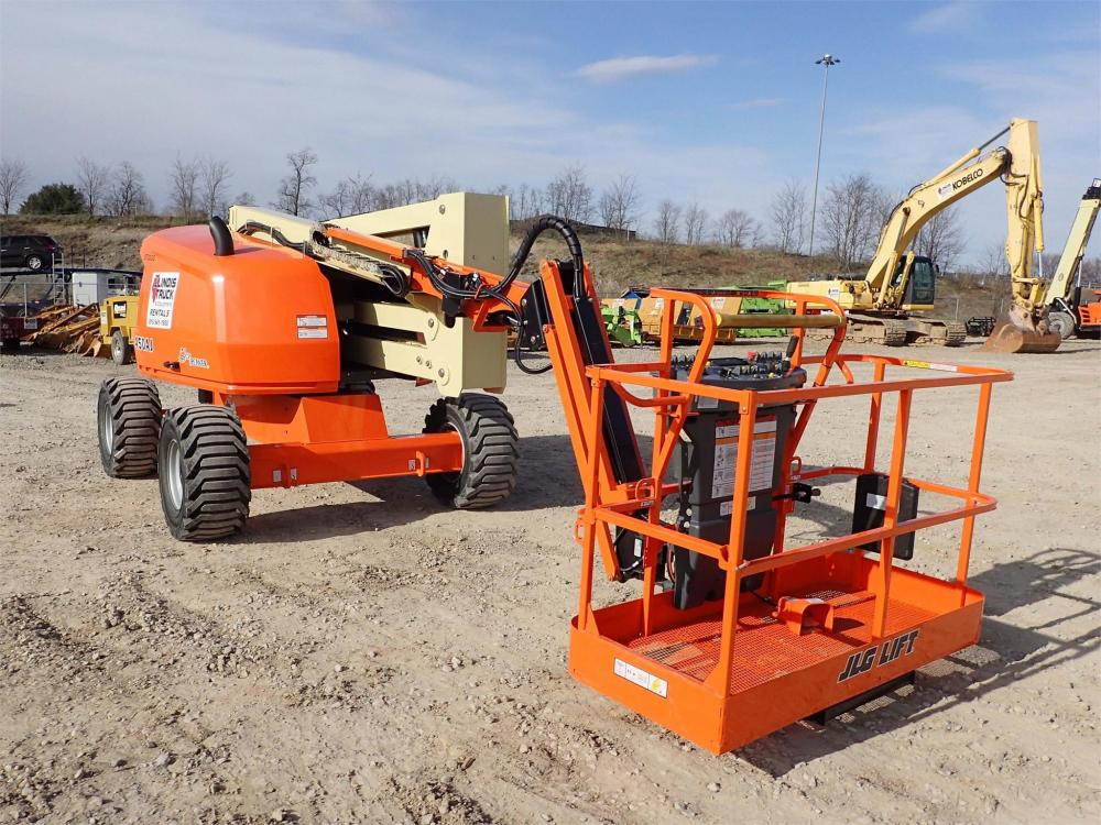 Detail photo of 2019 JLG 450AJ from Construction Equipment Guide