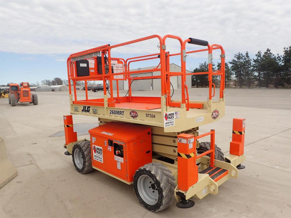 Detail photo of 2019 JLG 260MRT from Construction Equipment Guide