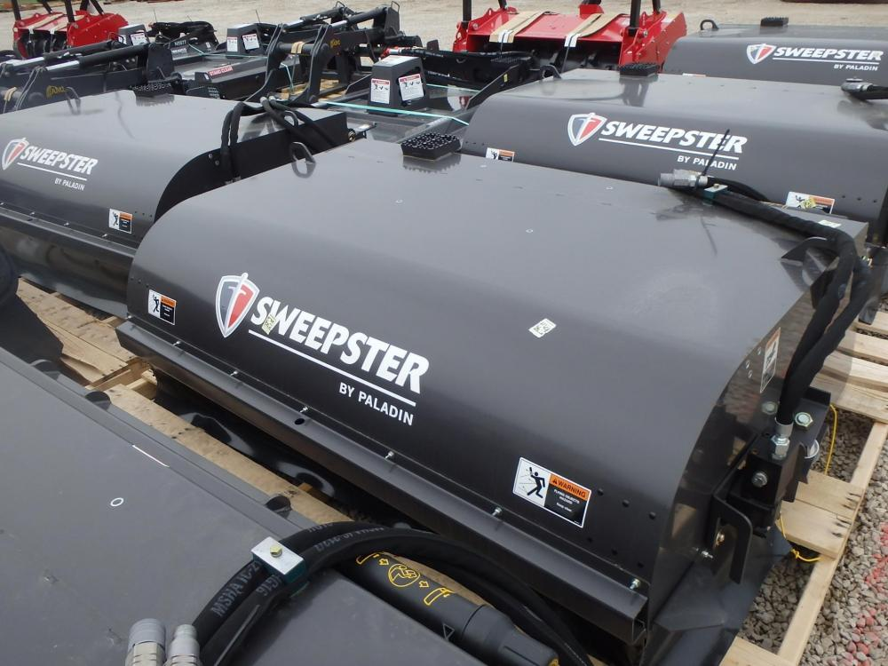 Detail photo of 2019 Sweepster SB6 from Construction Equipment Guide
