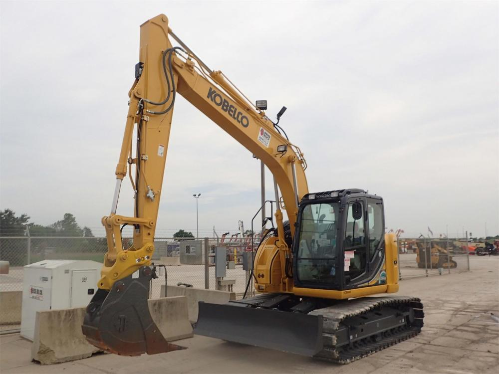 Detail photo of 2019 Kobelco SK140SR LC-5 from Construction Equipment Guide