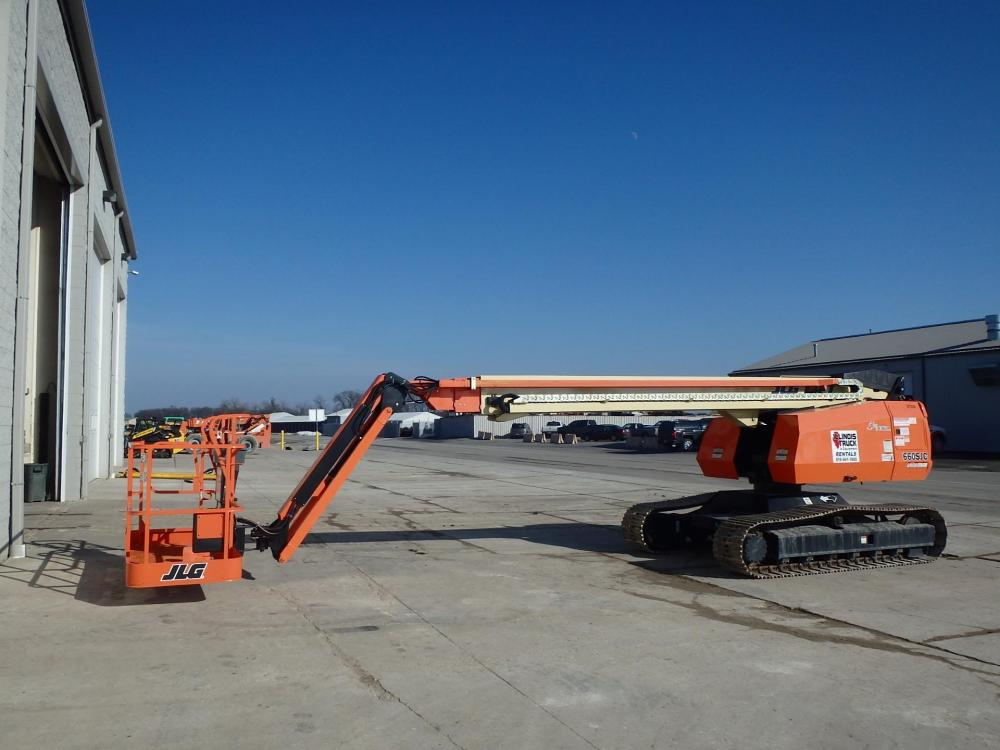 Detail photo of 2017 JLG 660SJC from Construction Equipment Guide