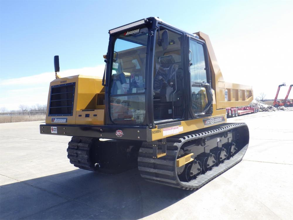 Detail photo of 2018 Morooka MST2200VDR from Construction Equipment Guide