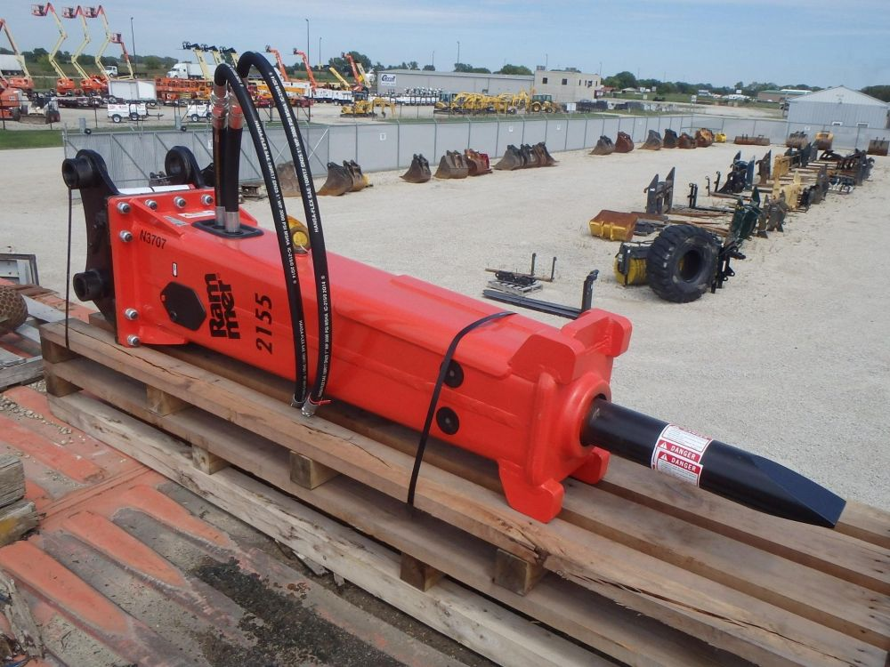 Detail photo of 2014 Rammer 2155 from Construction Equipment Guide