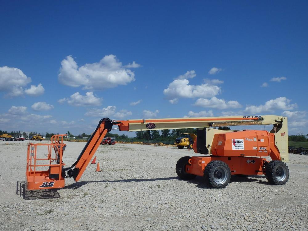 Detail photo of 2016 JLG 800AJ from Construction Equipment Guide