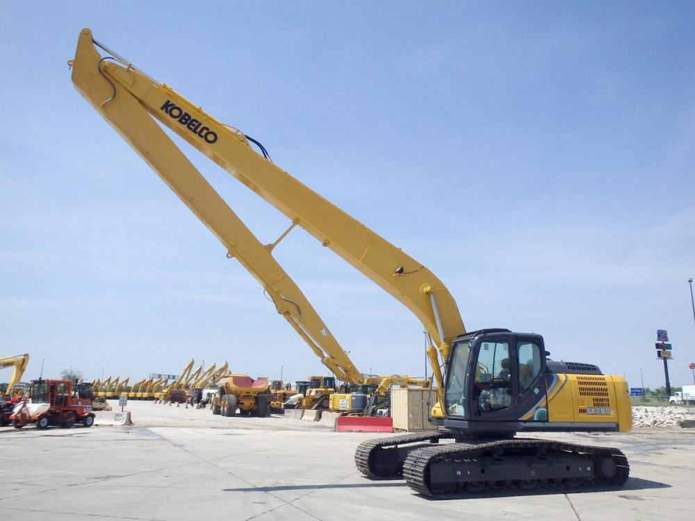Detail photo of 2016 Kobelco SK260 LC-10 from Construction Equipment Guide
