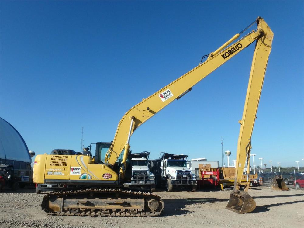 Detail photo of 2016 Kobelco SK260 LC-9 from Construction Equipment Guide