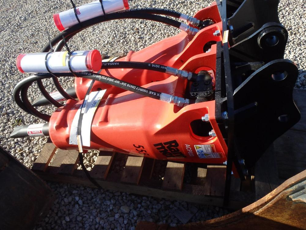 Detail photo of 2016 Rammer 555 from Construction Equipment Guide