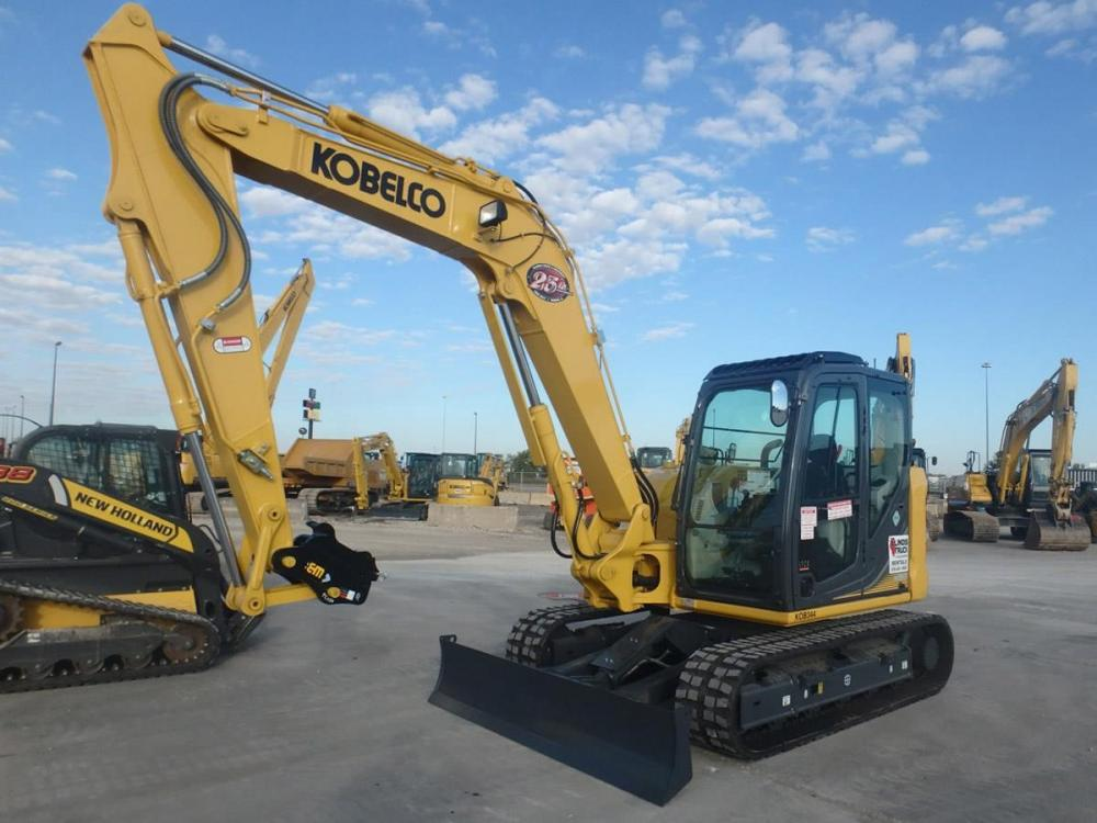 Detail photo of 2018 Kobelco SK85CS from Construction Equipment Guide