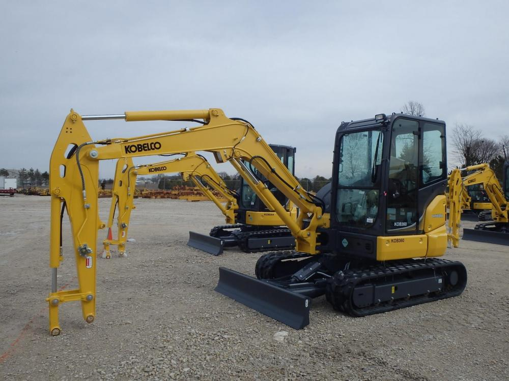 Detail photo of 2018 Kobelco SK55SRX-6E from Construction Equipment Guide