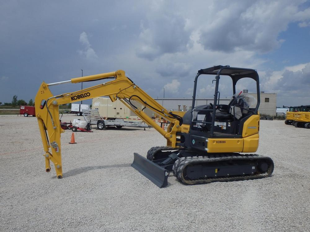 Detail photo of 2018 Kobelco SK45SRX-6E from Construction Equipment Guide