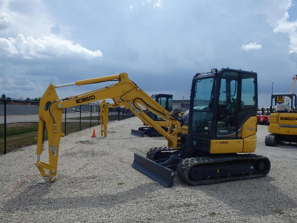 Detail photo of 2018 Kobelco SK45SRX-6E from Construction Equipment Guide