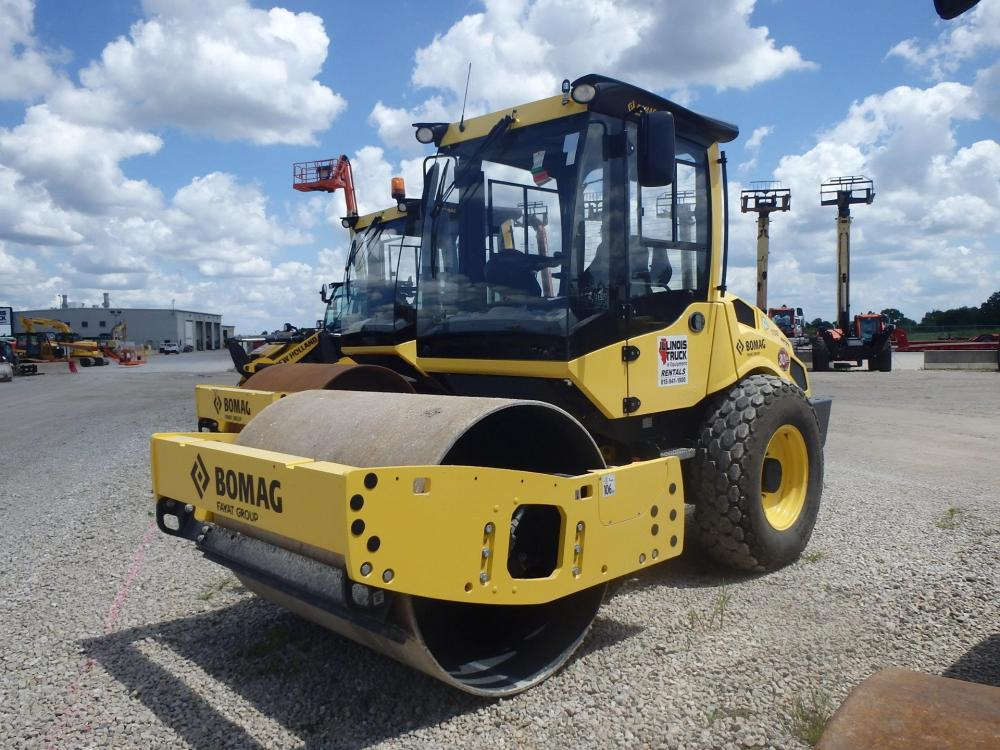 Detail photo of 2018 Bomag BW 177 D-5 from Construction Equipment Guide