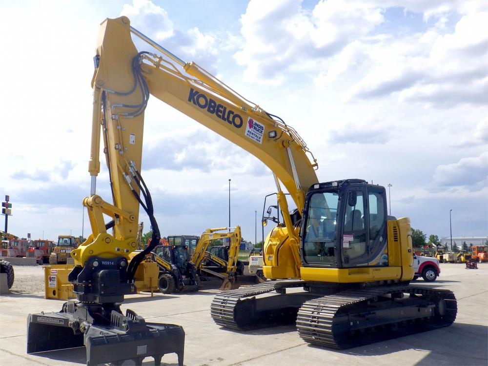 Detail photo of 2019 Kobelco SK270SR LC-5 from Construction Equipment Guide