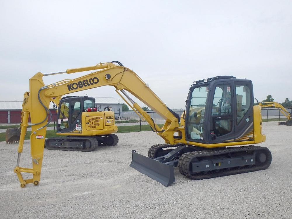 Detail photo of 2019 Kobelco SK85CS from Construction Equipment Guide
