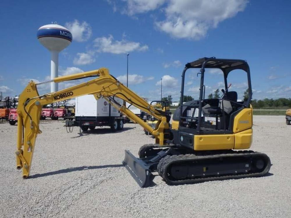 Detail photo of 2019 Kobelco SK45SRX-6E from Construction Equipment Guide