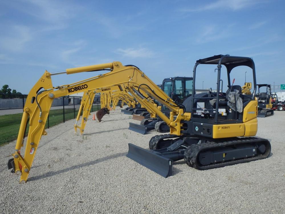 Detail photo of 2019 Kobelco SK55SRX-6E from Construction Equipment Guide
