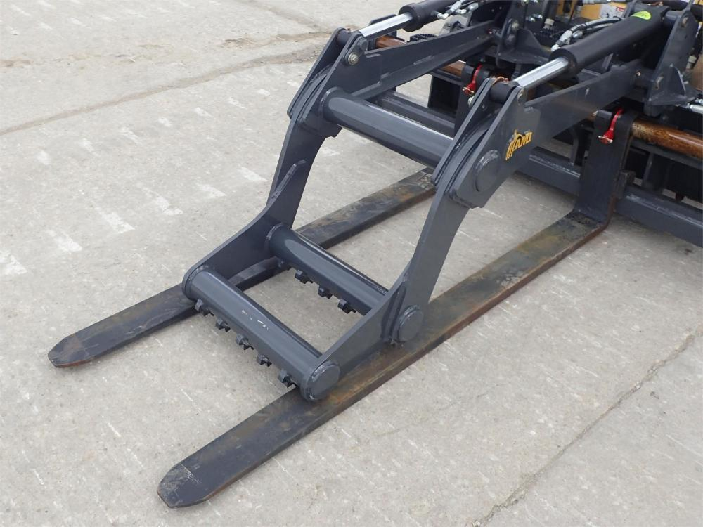 Detail photo of 2019 AMI RIG MAT GRAPPLE from Construction Equipment Guide