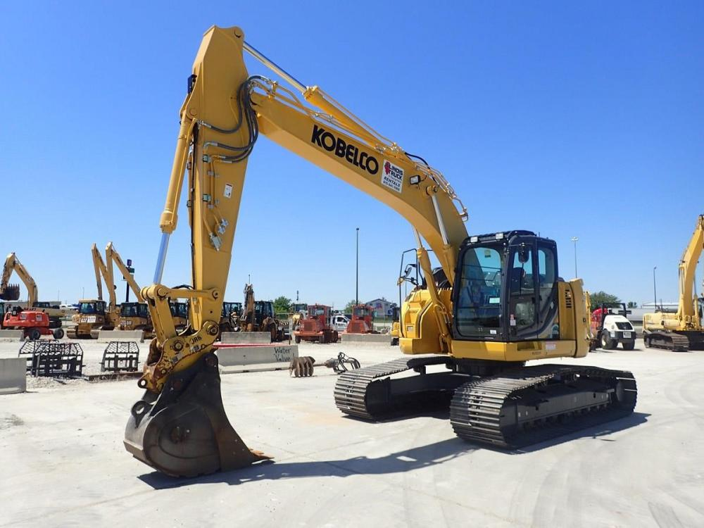 Detail photo of 2018 Kobelco SK270 LC IV from Construction Equipment Guide