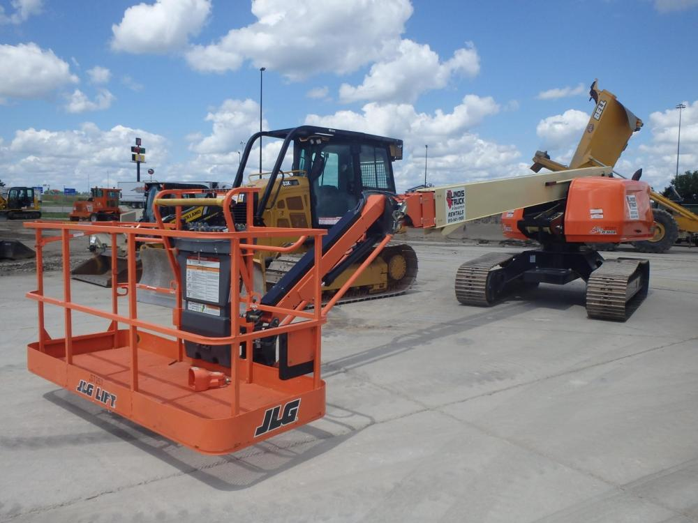 Detail photo of 2018 JLG 660SJC from Construction Equipment Guide