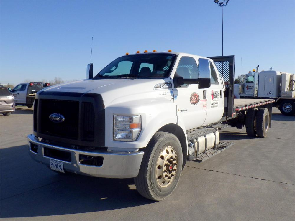 Detail photo of 2016 Ford F-750 SUPER DUTY from Construction Equipment Guide