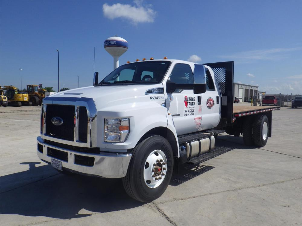 Detail photo of 2019 Ford F-750 SUPER DUTY from Construction Equipment Guide