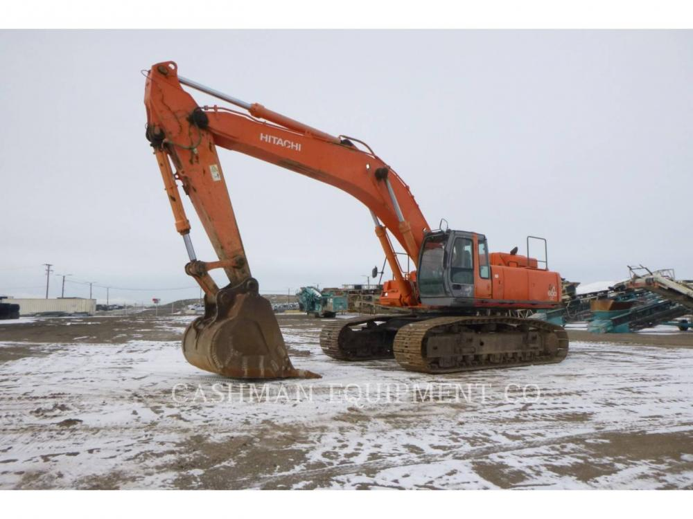 Detail photo of 2004 Hitachi ZX600LC from Construction Equipment Guide