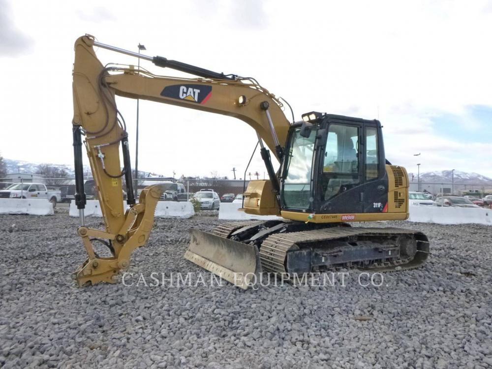 Detail photo of 2016 Caterpillar 311F L from Construction Equipment Guide