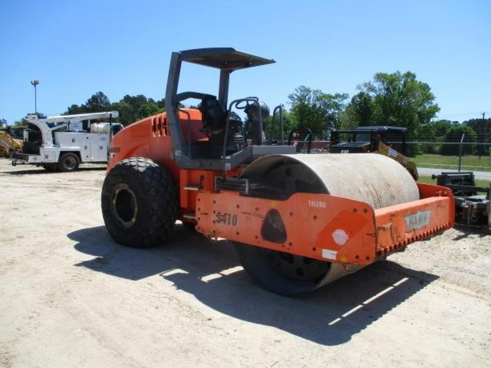 Detail photo of 2010 Hamm 3410 from Construction Equipment Guide