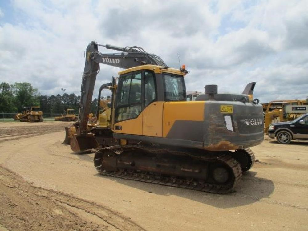 Detail photo of 2013 Volvo EC140LC from Construction Equipment Guide