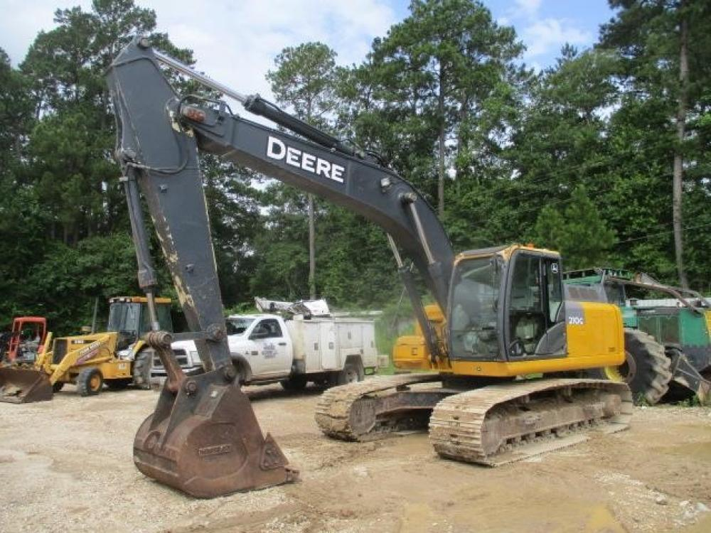 Detail photo of 2014 John Deere 210G LC from Construction Equipment Guide