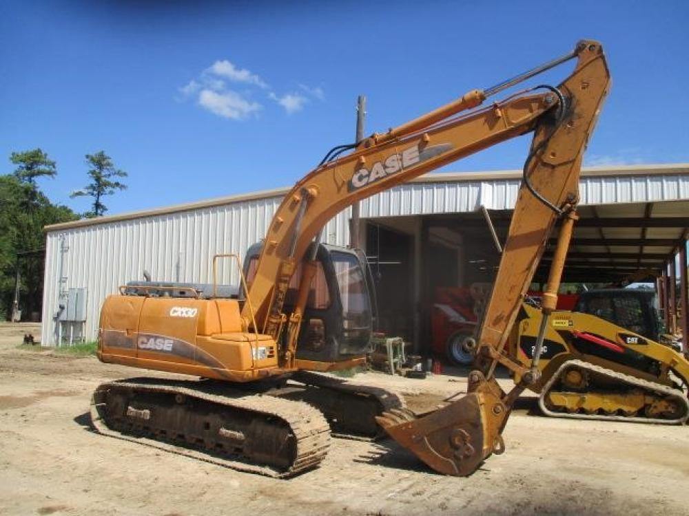 Detail photo of 2007 Case CX130 from Construction Equipment Guide