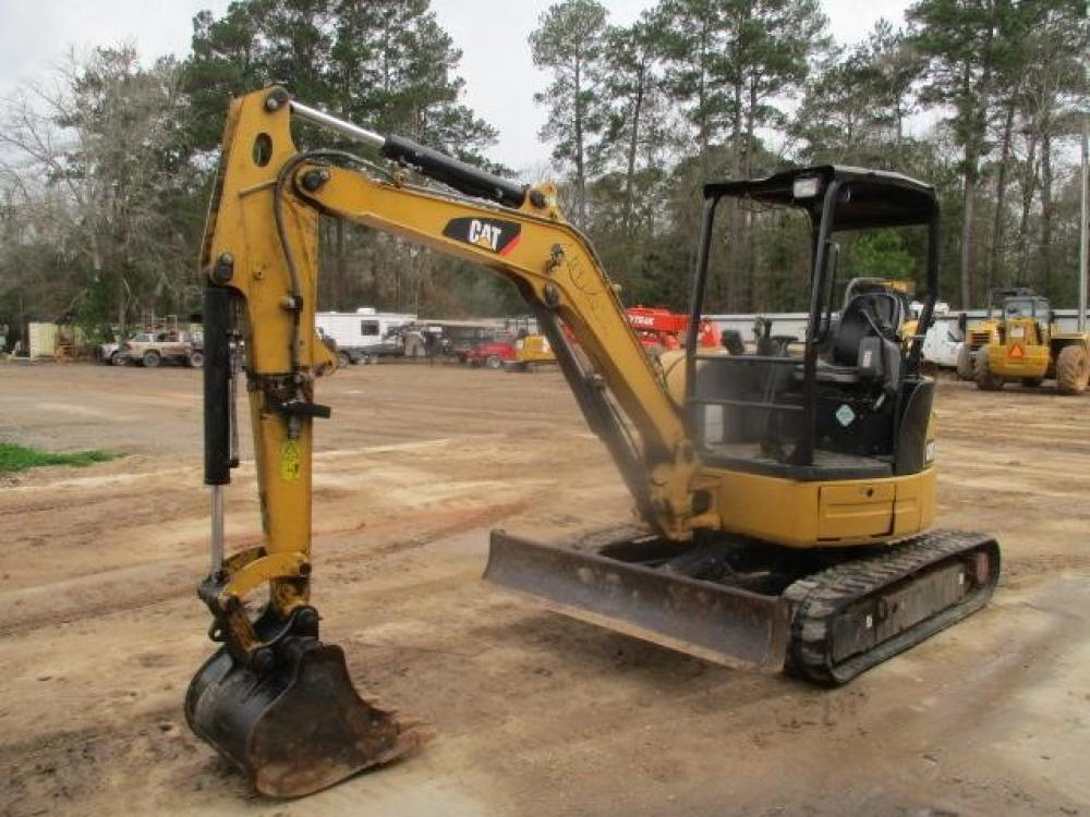 Detail photo of 2012 Caterpillar 303.5 from Construction Equipment Guide